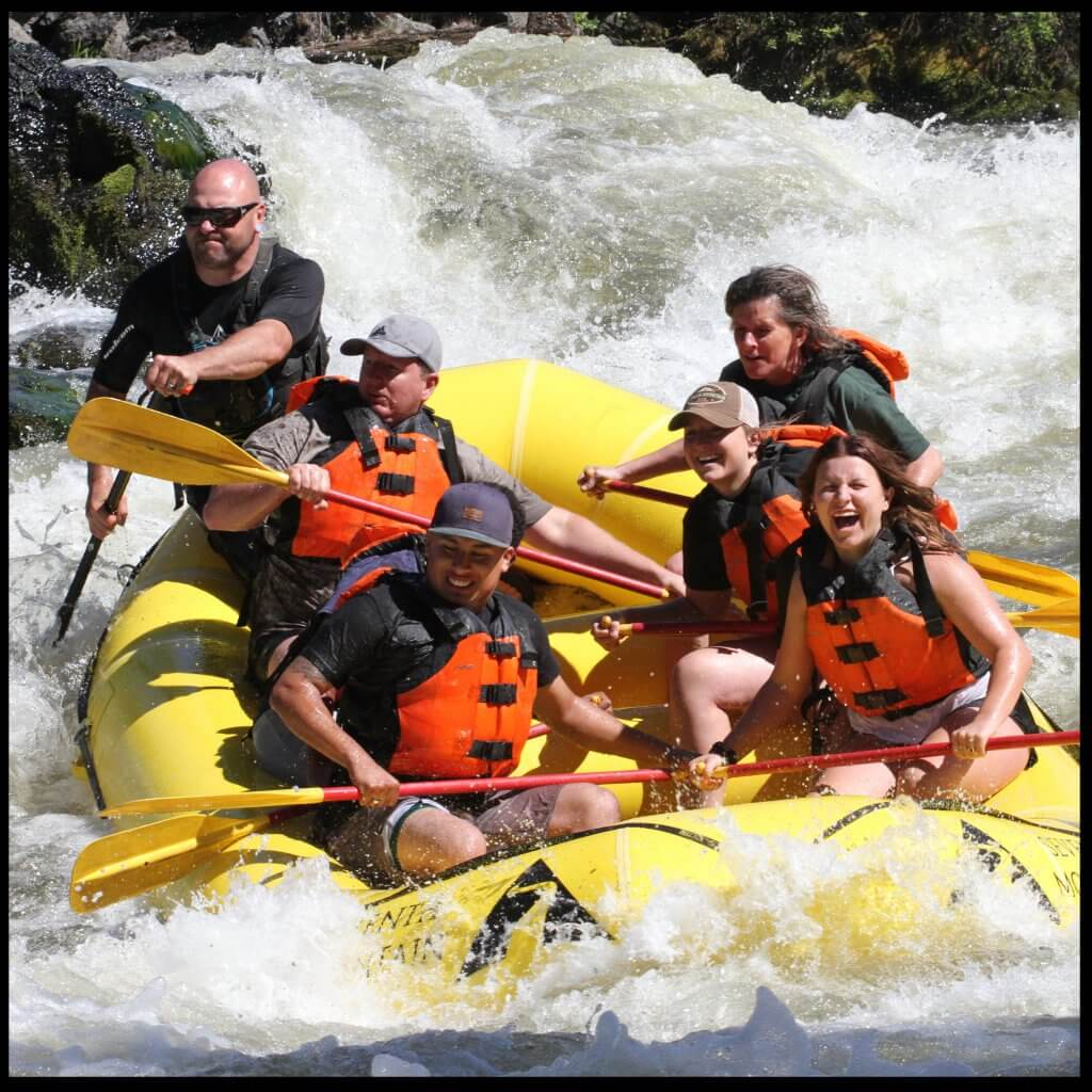 Guided Deschutes River Tours
